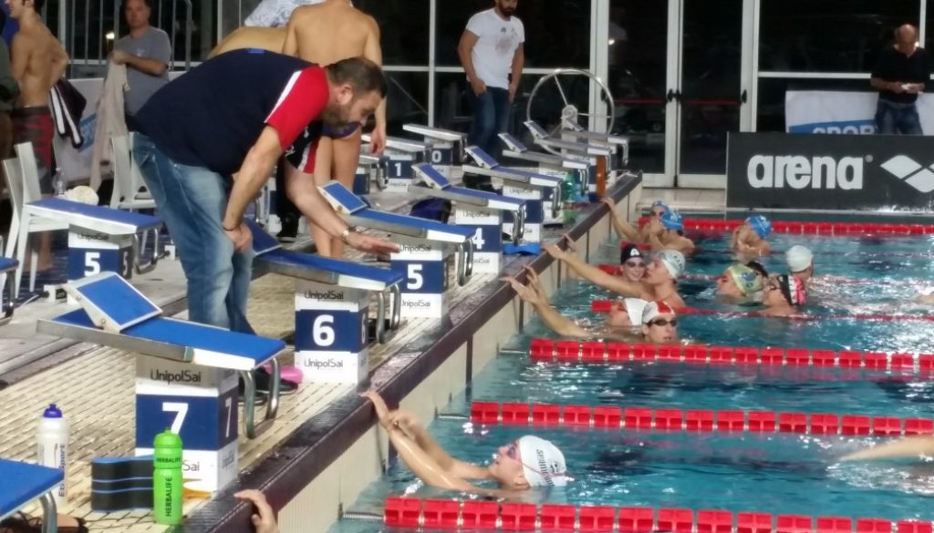 ULYSSE SWIMMING SORRENTO ai Campionati Assoluti Italiani