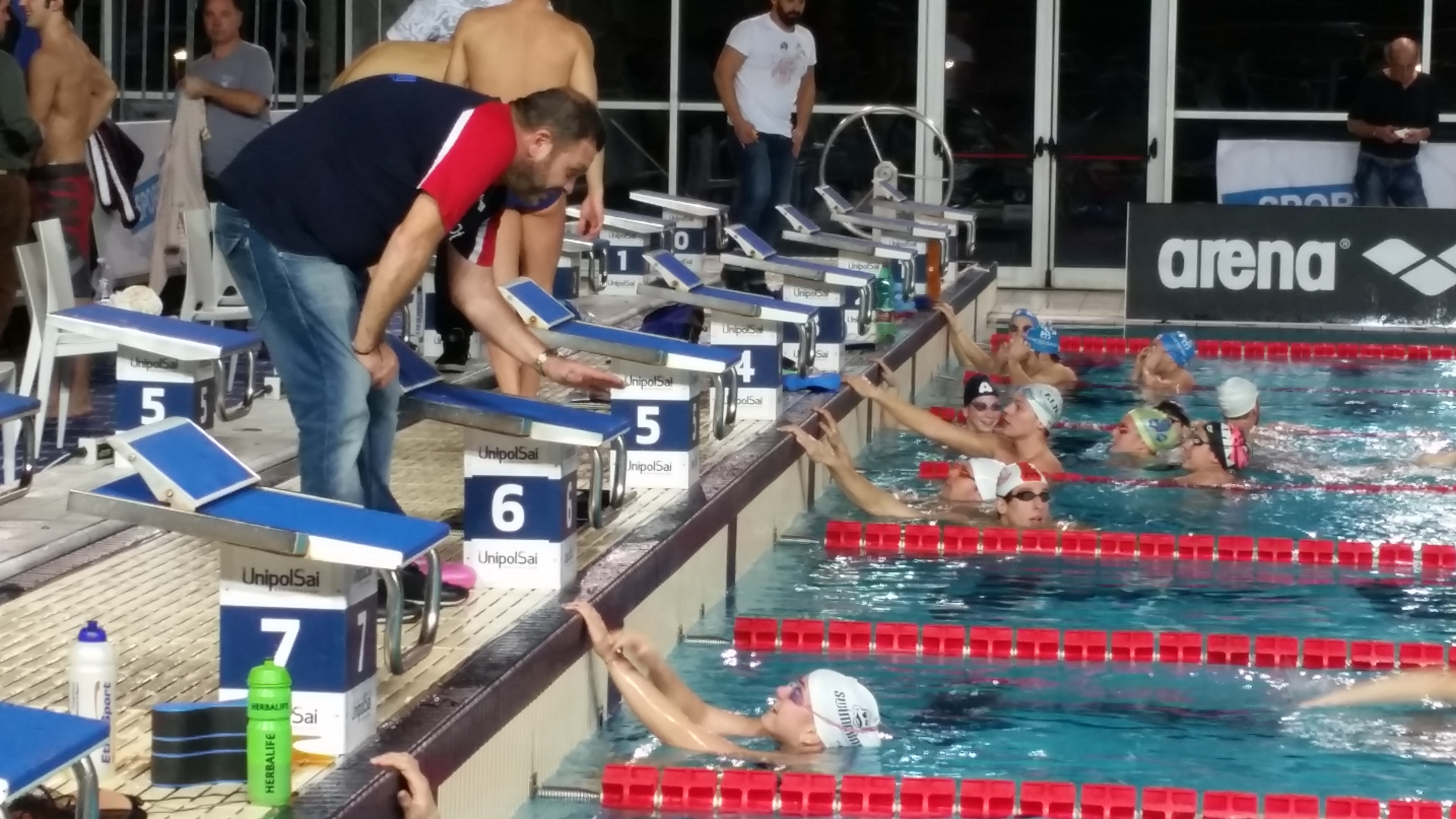 ULYSSE SWIMMING SORRENTO ai Campionati Assoluti Italiani